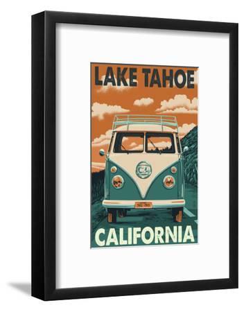 Lake Tahoe, California - VW Van