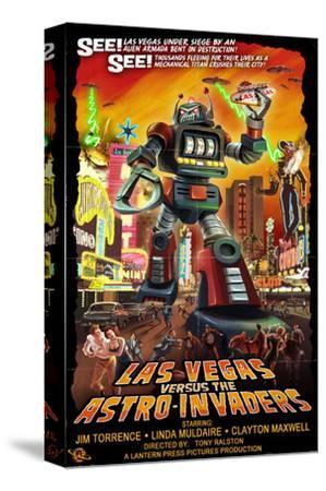 Las Vegas vs. The Astro-Invaders