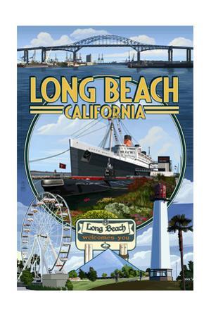 Long Beach, California - Montage 3