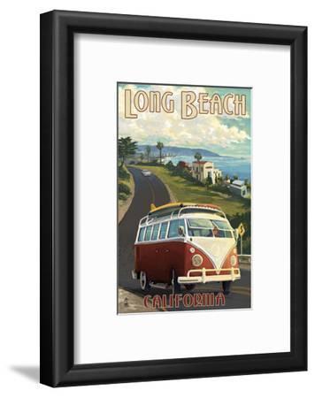 Long Beach, California - VW Van Cruise