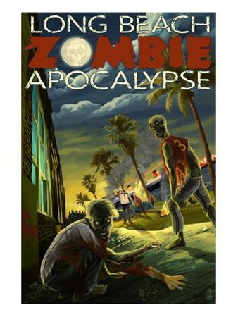 Long Beach, California - Zombie Apocalypse