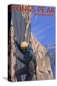 Longs Peak Mountain Guides - Colorado by Lantern Press
