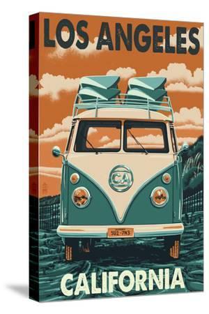 Los Angeles, California - VW Van