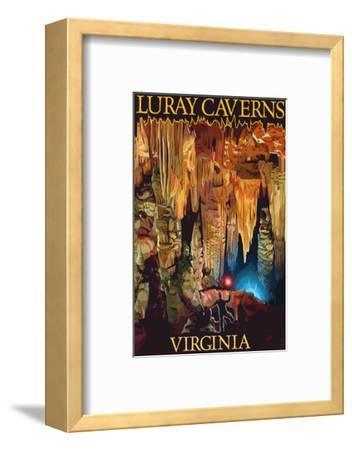 Luray Caverns, Virginia - Discovery
