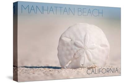 Manhattan Beach, California - Sand Dollar and Beach