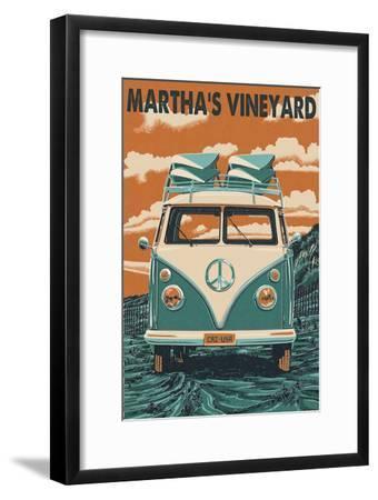 Martha's Vineyard - VW Van