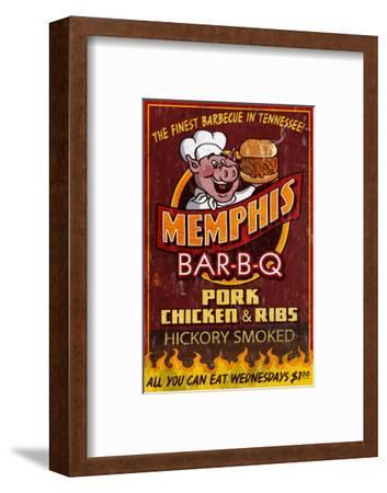 Memphis, Tennessee - Barbecue