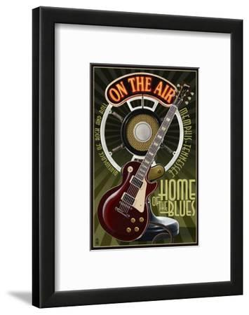 Memphis, Tennessee - Guitar and Microphone