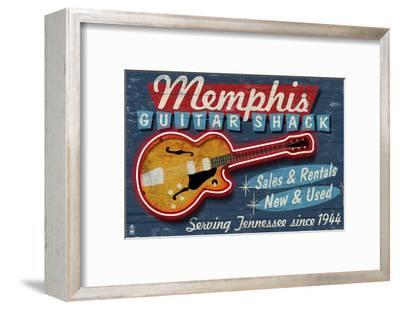 Memphis, Tennessee - Guitar Shack