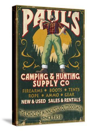 Minnesota - Paul Bunyan Camping Supply