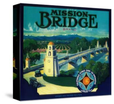 Mission Bridge Orange Label - Riverside, CA
