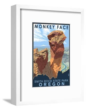 Monkey Face - Smith Rock State Park, Oregon