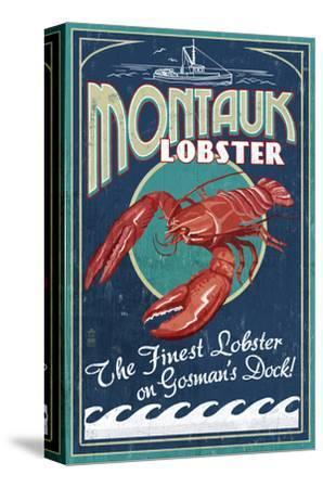 Montauk, New York - Lobster