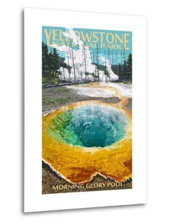 Morning Glory Pool - Yellowstone National Park