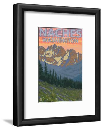 Naches, Washington - Spring Flowers