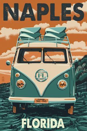 Naples, Florida - VW Van