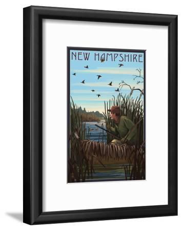 New Hampshire - Hunter and Lake