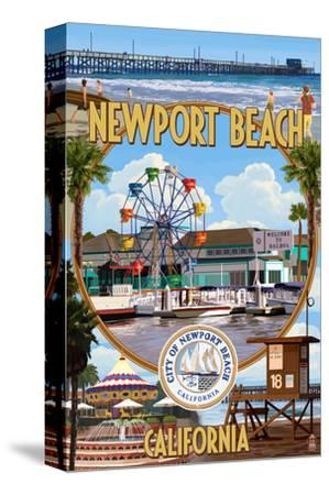 Newport Beach, California - Newport Beach Montage