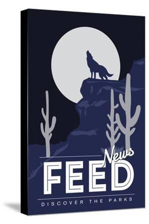 News Feed (Coyote Howling) - Discover the Parks