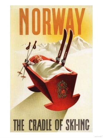 Norway - The Cradle of Skiing