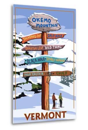 Okemo Mountain Resort, Vermont - Ski Sign Destinations
