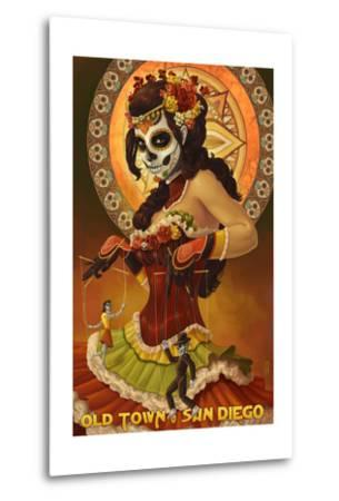 Old Town - San Diego, California - Day of the Dead