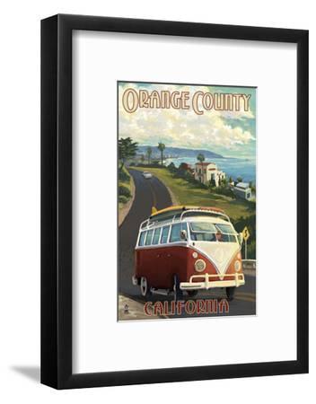 Orange County, California - VW Van Cruise