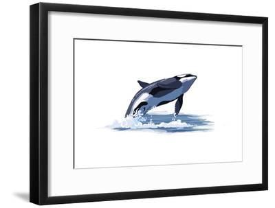 Orca Whale - Icon