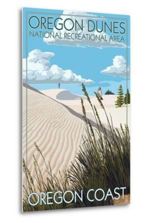 Oregon Dunes National Recreational Area - Day Scene