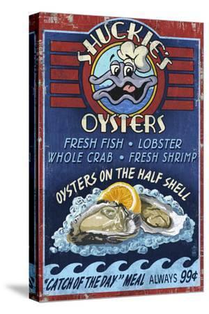 Oyster Bar - Vintage Sign