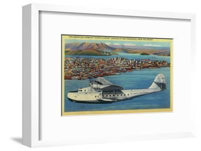 "Pan American Airways ""China Clipper"" from Orient - San Francisco, CA"