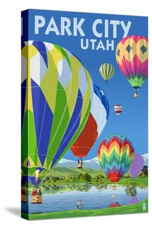 Park City, Utah - Hot Air Balloons