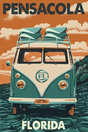 Pensacola, Florida - VW Van