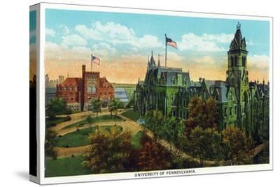 Philadelphia, Pennsylvania - University of Pennsylvania Campus