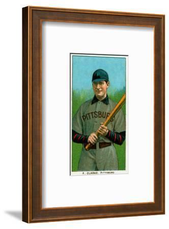 Pittsburgh, PA, Pittsburgh Pirates, F. Clark, Baseball Card