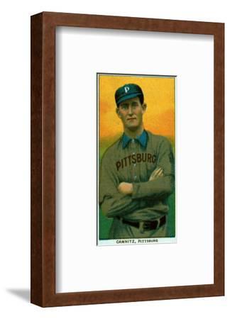 Pittsburgh, PA, Pittsburgh Pirates, Howie Camnitz, Baseball Card