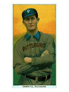 Pittsburgh, PA, Pittsburgh Pirates, Howie Camnitz, Baseball Card by Lantern Press
