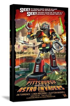 Pittsburgh, Pennsylvania Vs. the Astro Invaders