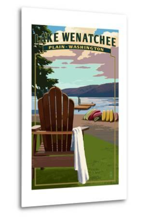 Plain, Washington - Adirondack Chair