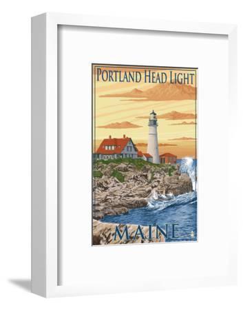Portland Head Light - Portland, Maine