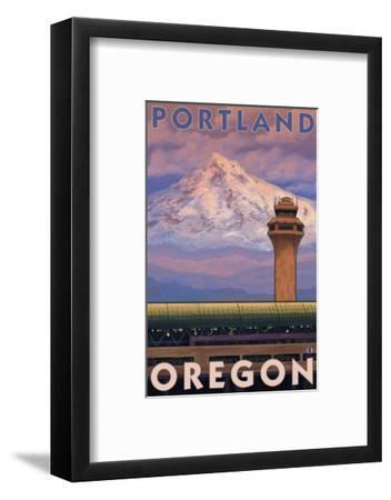 Portland, Oregon, Airport View