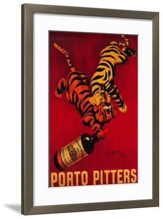 Porto Pitters Vintage Poster - Europe
