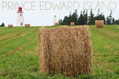 Prince Edward Island - Lighthouse and Farm