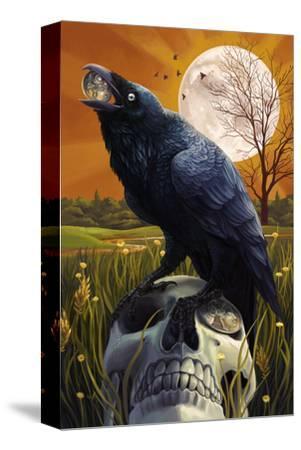 Raven and Skull