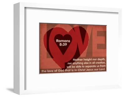 Romans 8:39 - Inspirational