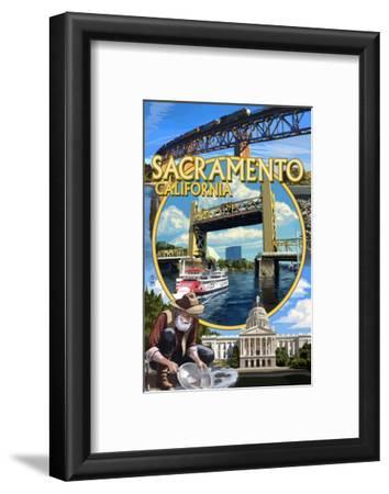 Sacramento, California - Montage