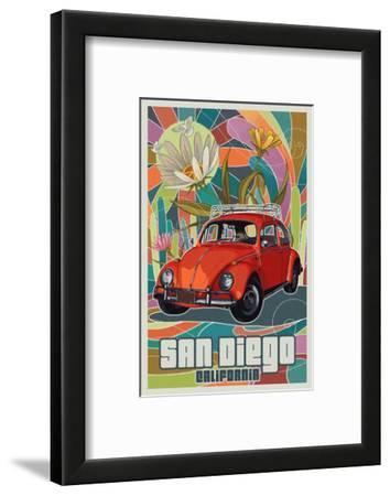 San Diego, California - VW Bug