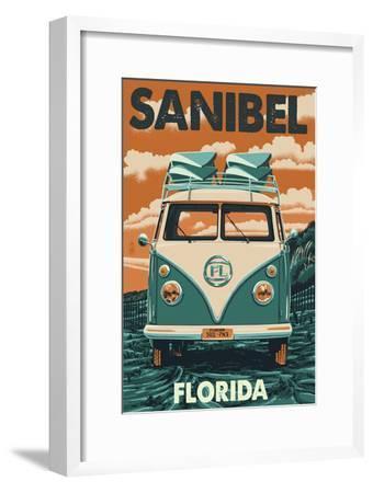 Sanibel, Florida - VW Van