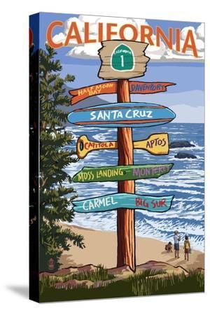 Santa Cruz, California - Signpost Destinations