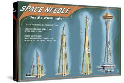 Seattle, Washington - Space Needle Construction Timeline